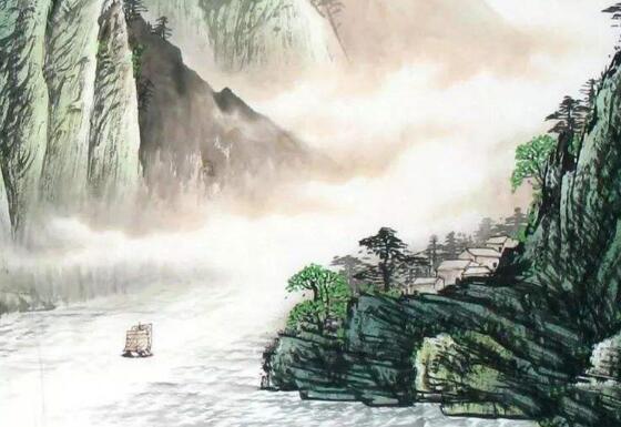 《早发白帝城》表达了诗人怎样的心情 意思全解及注释