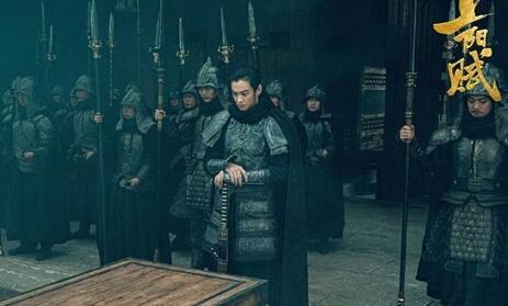 上阳赋萧綦是皇帝吗 结局是什么样的