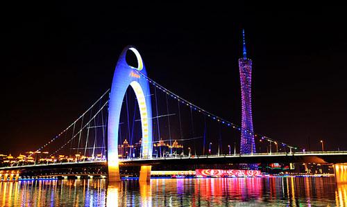 广州旅游攻略自由行最佳线路怎么走?