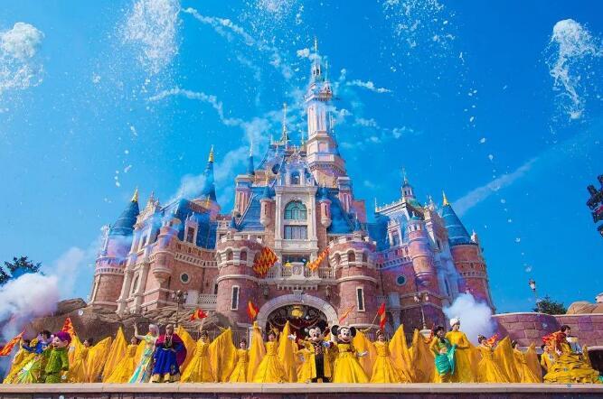 上海迪士尼好玩吗 有哪些好玩的项目?