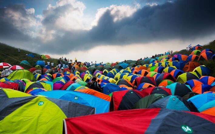 武功山帐篷节在什么时候开始 那里好玩吗