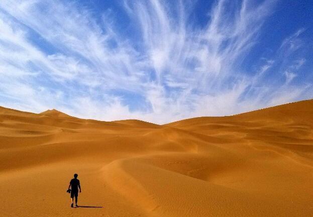 沙漠旅游去哪里最好玩 穿什么衣服好看?