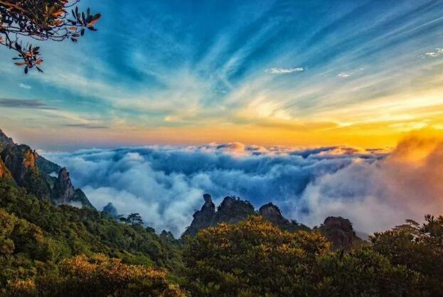 三清山什么季节去最好 有哪些好玩的景点吗?