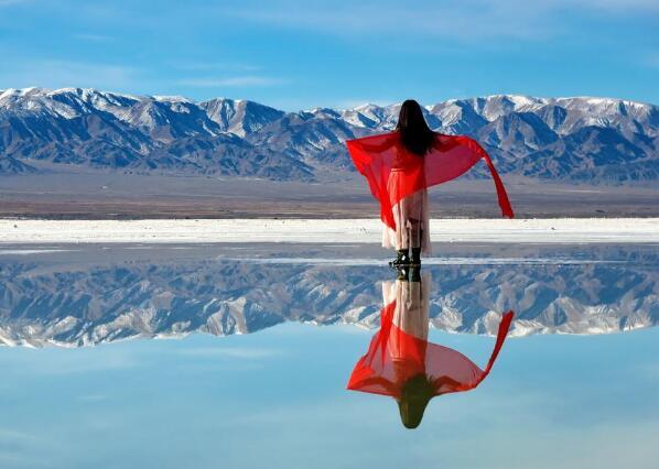 茶卡盐湖海拔多少米高有高反吗 几月份去最好玩?