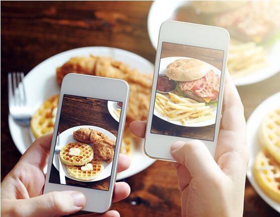 拍食物的话用什么软件拍效果好?