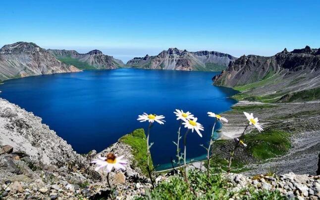 想在长白山看天池什么时间去最合适?
