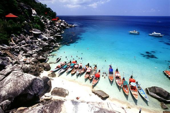 想去泰国旅游 有什么好玩的地方吗?