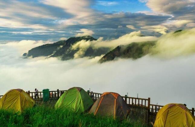 江西武功山几月份去最好 附近还有什么好玩的景点?