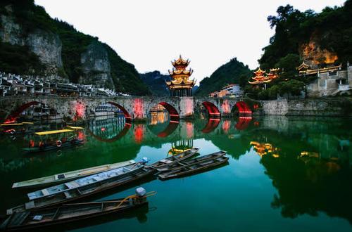 镇远古城在贵州什么地方 有什么好玩的景点