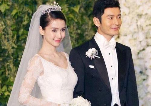 黄晓明和baby官宣离的婚是真的吗?