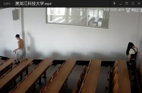 黑龙江科技大学教室被拍男女不雅视频流出 12分钟原版s404高清免费看m3u8视频播放源